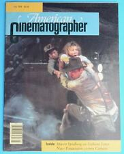 AMERICAN CINEMATOGRAPHER July 1984 Temple of Doom