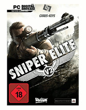 Sniper Elite V2 Steam Pc Game Key Download Code Global [Blitzversand]