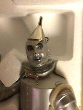 Wizard Of Oz Tin Man Doll Barbie Timeless Treasures 2001 NIB