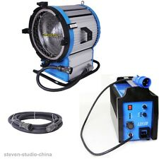 90~130V Daylight Compact 2500 HMI 2500W Fresnel Light + 2.5/4KW Ballast + Cable