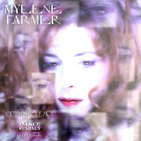"""Mylène Farmer 12"""" Optimistique-Moi (Dance Remixes) - France (M/M - Scellé)"""