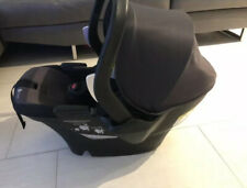 4moms Self-installing Infant Car Seat With Base - Black