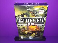 Battlefield 1942 The Road To Rome PC CD ROM B493