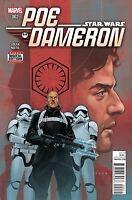 Star Wars Poe Dameron #2 - Marvel Comics  1st print  COVER A