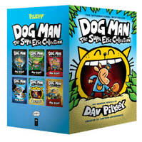 Dog Man: The Supa Epic Collection: From the Creator of Captain Under - VERY GOOD