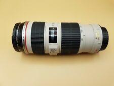 Canon EF 70-200mm f/4L IS USM Obiettivo