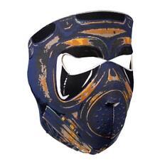 HOT LEATHERS Motorcycle Bike Ski Paintball Neoprene Face Mask - GAS MASK