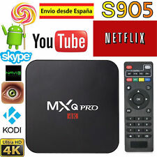 MXQ PRO 4K TV BOX Android Quad Core S905X Smart Media Player 1GB+8GB