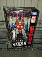 Transformers Generations War for Cybertron: Siege Voyager (WFC-S24) Starscream
