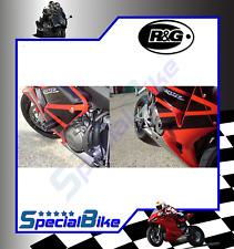 HONDA CBR 600 RR 2003 > 2006 PROTEZIONI MOTORE R&G CLASSIC TAMPONI TELAIO