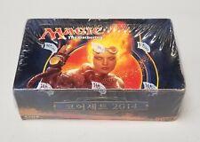 MTG Magic The Gathering Core Set 2014 Booster Box Factory Sealed Korean