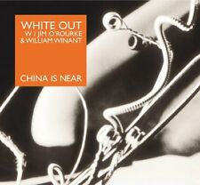 White Out with / Jim O'Rourke & William Winant ‎– China Is Near CD