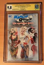 Harley Quinn 25th Anniversary Special #1 - Natali Sanders - CGC 9.8 SS