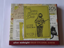 cd the jerry garcia band: after midnight kean college 2/28/80 digipack 3CD