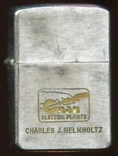 Circa 1955 Zippo Advertising Lighter for D.W. Onan & Sons Minneapolis, Minnesota