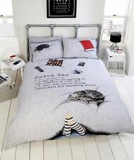Single Duvet Day Teenagers Fun New Novelty Quilt Duvet Cover