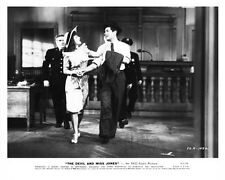 THE DEVIL AND MISS JONES 8x10 still JEAN ARTHUR & ROBERT CUMMINGS -- (n048)