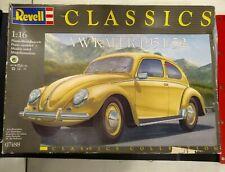 REVELL CLASSICS VW KAFER 1951/52 1:16 SCALE MODEL KIT  07488