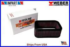 Weber Redline 32/36 DGV DGAV DGEV 38 DGAS Air Filter Element 2 5/8  99400.292