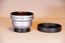 Canon wide converter WD-30.5 / 0.7x  - Convertisseur de focale grand angle 0,7x