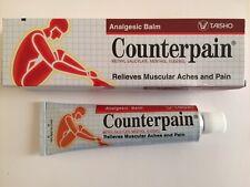 COUNTERPAIN balsamo analgesico fredo/caldo  COUNTERPAIN PLUS 30gr. 60gr.120gr.