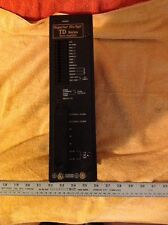Warner Electric Superior Slo-Syn TD Series Servo Amplifier Model TD330/04