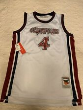 Russell Westbrook Olympians High School White Basketball Jersey, Size Large -NWT
