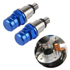 CNC Aluminum Fork Bleeders Screw For Husqvarna FE250 FE350 FE450 FE501 2014-2021