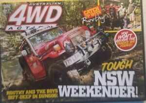 AUSTRALIAN 4WD ACTION : ISSUE 195 ( DVD ) Off Road Action Tips_Techniques