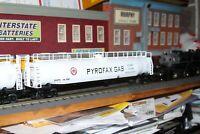 Tropicana Die-Cast Orange Reefer Car F72 O Gauge NIB RailKing MTH #30-8605