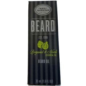 The Art Of Shaving Beard Oil - Burgamot & Neroli Essential Oil   30ml / 1oz