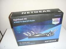 NETGEAR Nighthawk X6 AC3000 Tri-Band Gigabit WiFi Router R7900