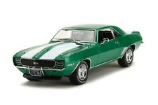 "Chevrolet Camaro RS ""Green Metallic w White Stripes"" 1969(Premium X 1:43 / D549)"