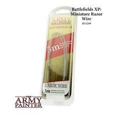 Army Painter TAP-BF4209  Battlefields XP: Miniature Razor Wire