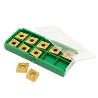 10pcs CNMG120404-MA CNMG431 MA UE6020 lathe turning Carbide Inserts CNC blades