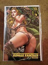 Jungle Fantasy 2017 annual Boundless