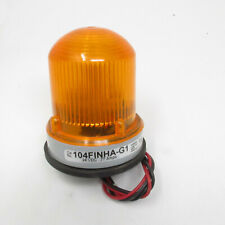 Edwards Orange Light 24 VDC AdaptaBeacon 104FINHA-G1
