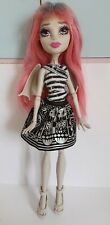 Rare Monster High Rochelle Goyle doll - incomplete