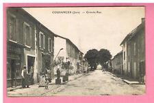 CPA  -  COUSANCE -  COUSANCES  - 39 -  GRANDE RUE -  COMMERCES