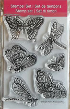 Clear Stempel transparent  Butterfly