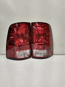 2009 - 2017 Dodge Ram 1500, 2500 OEM Taillight Replacement SET