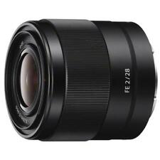 Sony FE 28mm F2 SEL28F20 Wide Angle Prime Lens Brand New