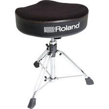 Roland Rdt-S Professional Saddle Drum Throne w/ Velour Top