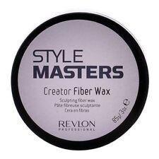 Lacas, espumas y fijadores ceras Revlon para el cabello