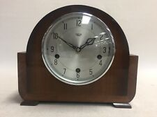 Working Vintage Smiths Enfield Mantle Clock