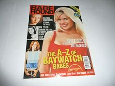 More details for babe hound no 1 (apr/may 1997) - a-z of baywatch babes (also spice girls)