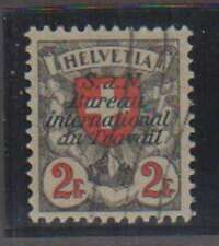 B2575: Switzerland #3030a Used, VF, Sound; CV $32