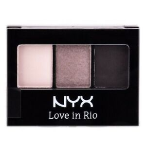 NYX Professional Makeup Love In Rio Eyeshadow Palette, No Tan Lines Allowed
