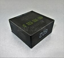 AUDI A6 A8 VW Negro - 602 Módulo de Relé Limpiaparabrisas Intermitente 4B0955531D UH2 72WA405