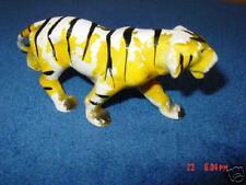 Vintage,Porcelain,Tiger,B engal,Unique,Odd,Old,Cat,W ild